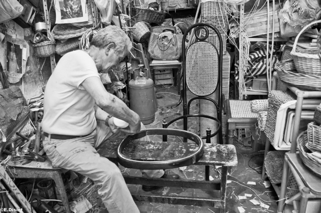 Catania used to be famous for its craftsmen